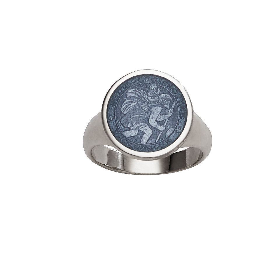 product blue rings ring normal gallery lyst in jewelry angel hawkins aquagold heather